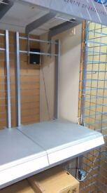 White goods racking