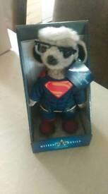Limited Edition Superman Meerkat
