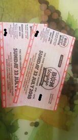 X4 bon voyage Tickets