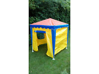 Childs Outdoor Gazebo Play Tent