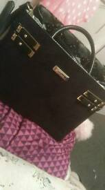 River island bag brand new used once