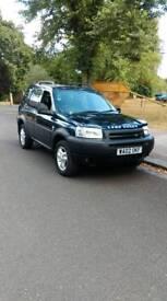 Land rover auto. 52.000miles.quick sale