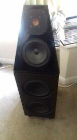 Wison Audio watt puppy 3.2 speakers