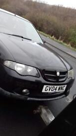 Rover mg zs v6 2.5 Breaking