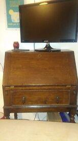 Beautiful small antique writing desk