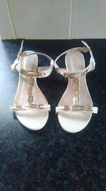 Size 7 sandals!