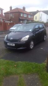 Selling Toyota Verso. 1.6 Petrol Manual Gear Box.Very Good Condition
