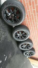 New Range rover tyres for sale