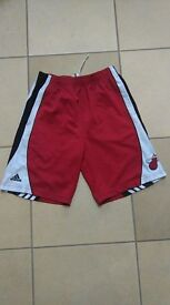 Children's basketball short Miami Heat (y 9-11)