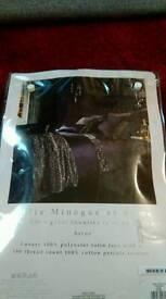 Kylie minougue purple double duvet
