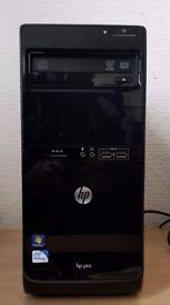 Hp Pro Intel G640 PC Tower,8GB DDR3 RAM,hdmi,Wifi Ready,Win 10 64 Bit Desktop computer