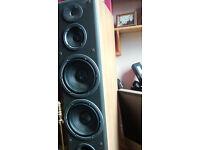 north ridge E 90 speakers