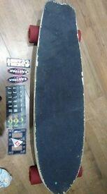 Quicksilver longboard