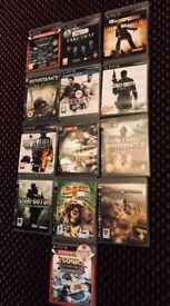 PS3 13 X Games Bundle ( Perfect Condition )