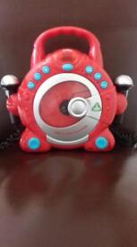 Early Learning Centre Sing-A-Long CD Player