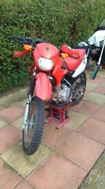 Very Good Condition Honda XR 125L Very Reliable Bike, Road Legal