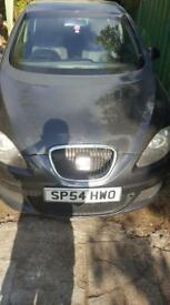 Seat Altea 1.6 mpi breaking all for parts
