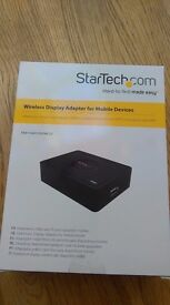 startech com wireless display adaptor for mobile devices WIFI2HDMCGE