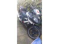 125CC Motorbike 1year old good condition