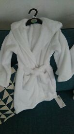 M&S brand new dressing gown age 3-4 years