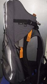Baby Carrier Bush Excellent Condition + Sun Canopy