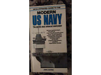 Illustrated guide to Modern US Navy by Salamander books edited by John Jordan.