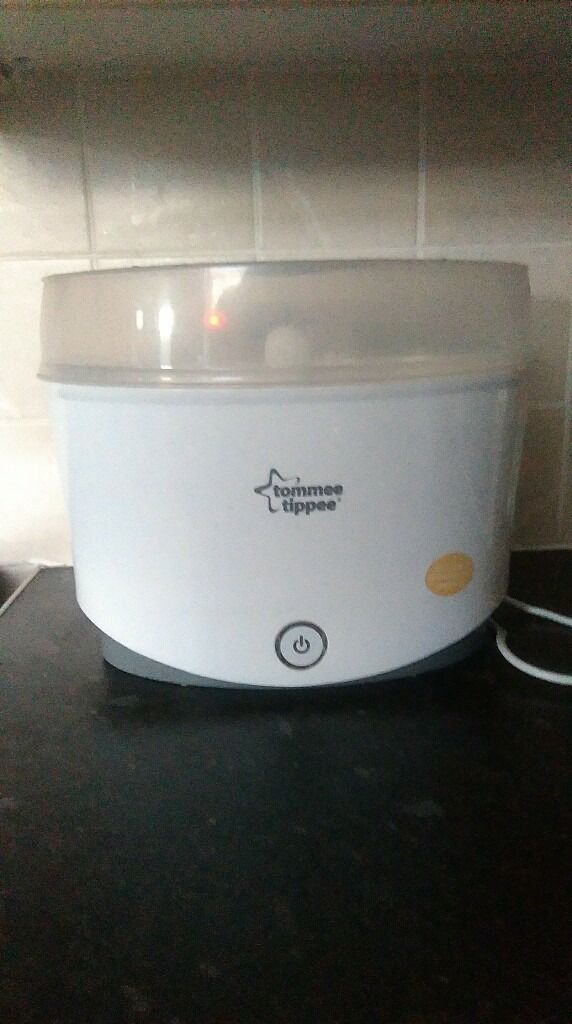 tommee tippee steraliser in preston lancashire gumtree. Black Bedroom Furniture Sets. Home Design Ideas