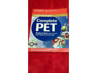 Complete PET student book
