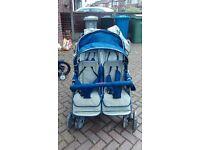 4 SEATER PUSHCHAIR - RABO quad trolley