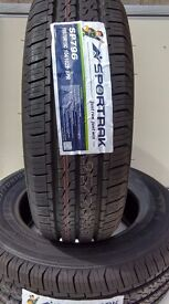195 70 15 c Sportrack New Tyres