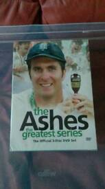 The Ashes The Greatest Series DVD Box Set