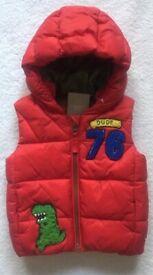 a9d1d9803563 2 x sleep suits handprinted unique designs 100% organic cotton ...