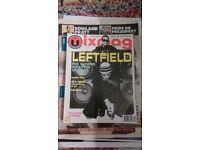 Leftfield Mixmag February 1995 Leftfism