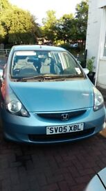 Honda Jazz 1.4, Great running car - Priced for Quick Sale. Only 2 owners with Good SH and receipts