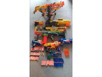 Nerf Guns for Sale - 10 in total