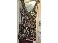 New Jane Norman top size 10-12