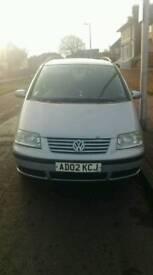 Volkswagen sharan 2.0 petrol