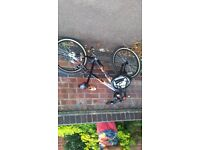 Raleigh Bicycle with 6 gyres for children , Well maintained for sale
