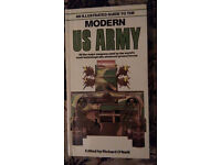Illustrated guide to Modern US Army by Salamander books edited by Richard O'Neill