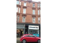 2 bedroom flat to rent near Glasgow Uni and Botanic Garden
