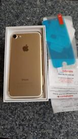 iphone 7gold 32