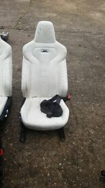 bmw m4 silverstone interior bucket seats retro modified project m tec m power