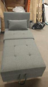 Pull Out Chair To Chaise 300 Firm