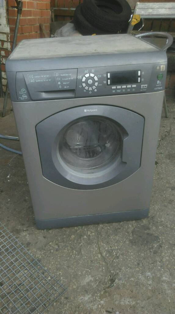 Washer machine can deliver