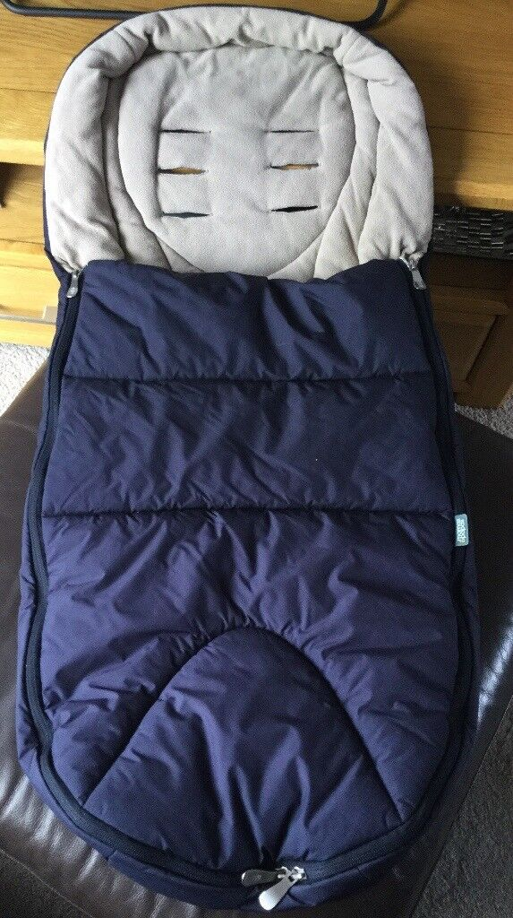 Navy Blue Cold Weather Footmuff
