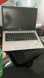 TOP RANGE HP FOLIO 9470M ULTRABOOK LAPTOP- I5- 480GB SSD- 12GB RAM- HD WEBCAM- BACKLIT KEYBOARD