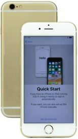 Apple iPhone 6S 16GB - Gold - Unlocked