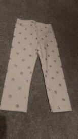 BN 18-24 months girl's leggins