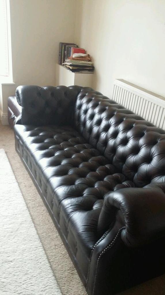 Chesterfield sofa u00a3450 in Stirchley, West Midlands Gumtree