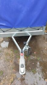 Trailer 750Kg with canopy